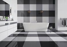A Cerrad Cambia csempelapokkal nem lőhetsz mellé, hiszen igazán letisztult vonalat képviselnek. A fehér, fekete és a szürke 4 árnyalata közül garantáltan megtalálod a számodra megfelelőt! Gyönyörű, homogén lapjainak köszönhetően eleganciát kölcsönöznek az enteriőrnek. A különleges hatás elérése érdekében alkalmazhatod kombinálva is a csempelapokat. Bathtub, Bathroom, Bathing, Standing Bath, Washroom, Bathtubs, Bath Tube, Full Bath, Bath