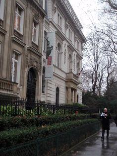 Paris - Musee Cernuschi - Photo by Diana Lynn Art Tours
