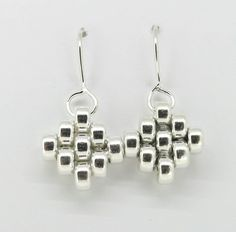 """New sterling silver """"Humpty Dumpty"""" earrings - just $40(AUD) from mhoriginals.com.au ❤️"""