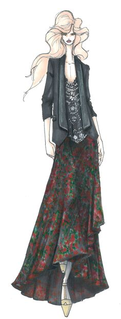 #HauteHippie Fall12