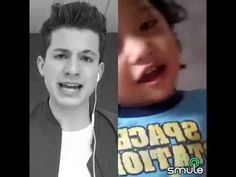 Smule: One Year Old Janus Rein Singing One Call Away With Charlie Puth - YouTube