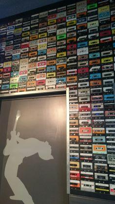 Echte cassettebandjes