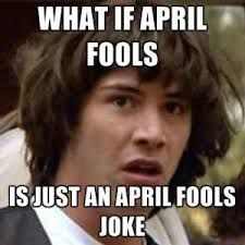 1st april prank ideas