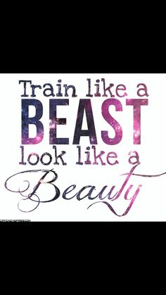 Beastly for Beauty.