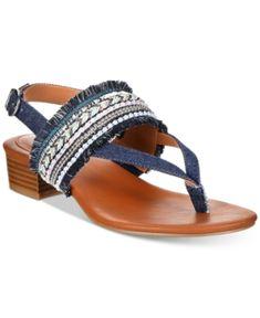 e43eb88b6a30 Style   Co Marxie Block-Heel Sandals