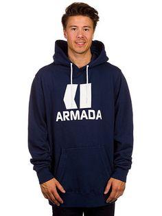 Armada Classic Hoodie nel negozio online Blue Tomato