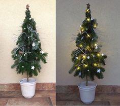 Kültéri karácsonyfa 2018.1 Grinch, Advent, Christmas Tree, Holiday Decor, Home Decor, Teal Christmas Tree, Decoration Home, Room Decor, Xmas Trees