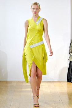 J.W.Anderson Spring 2012 Ready-to-Wear Collection Photos - Vogue