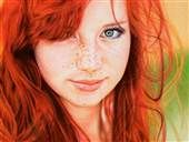 That's not a photo? Amazing artworks done with ballpoint pen, truly super amazing.....the talent humans posess