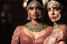 By Kishandas & Co. Bridelan - Personal shopper & style consultants for Indian/NRI weddings, website www.bridelan.com #KishandasandCoJewellery #KishandasandCoforSabyasachi #JewelleryInspiration #Polki #Emeralds #Pearls #IndianJewellery #BridalJewellery #SabyasachiBrides #TheWorldofSabyasachi #WeddingJewellery #PersonalShoppersIndia #Bridelan #BridelanIndia