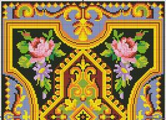 oriental rug 1/2