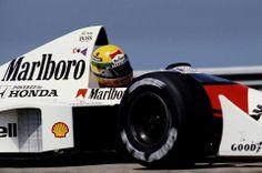 Ayrton Senna - McLaren -1989