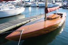 sailboat wooden | Classic wooden sailboat