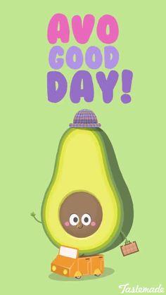 Food puns.  Avocado day. #diabeticresources