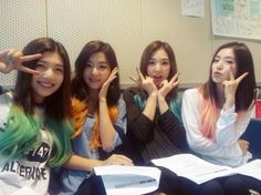 140806 레드벨벳 Red Velvet @ SBS Power FM Kim Chang Ryul Old School Radio
