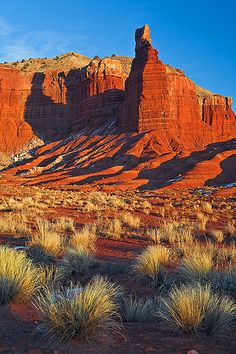 Capitol Reef National Park, Utah, United States.