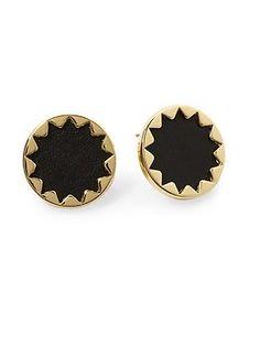 House of Harlow 1960 Sunburst Button Earring | Piperlime