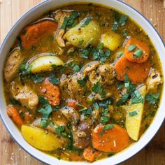Best Chicken Stew, Stew Chicken Recipe, One Pot Chicken, Chicken Recipes, Stewed Chicken, Chicken Stew With Potatoes, Chicken Potato Soup, Healthy Chicken, Soup Recipes