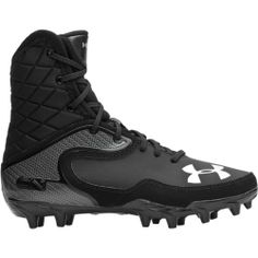 Boy's Under Armour Cam Highlight Molded Cleat Football Black -  	     	              	Price:              	View Available Sizes & Colors (Prices May Vary)        	Buy It Now      When Cam Newton took to the field in with his ultra-highlight, ultra-light cleats, the game changed forever. Now, we're bringing that same incredible technology - and Cam's...