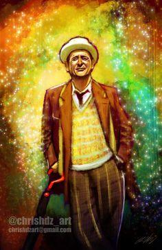 Doctor-Who--7th by ChrisHdzArt.deviantart.com on @DeviantArt