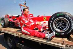 (9) #KeepFightingMichael - Twitter Search Michael Schumacher, Mick Schumacher, Nigel Mansell, Goodwood Revival, Good Old Times, Ferrari F1, Keep Fighting, Lewis Hamilton, Car And Driver