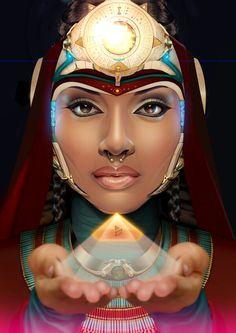Egipty queen