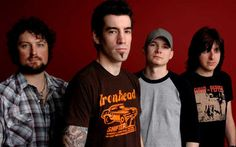 Theory of a Deadman...multi artist concert in 2009 in Raleigh