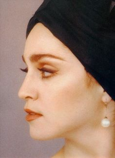 Madonna ... Most of these Herb Ritts pictures were first seen in the 1989 calendar.