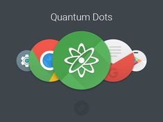 Quantum Dots - Icon Pack – MaterialUp