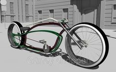 Custom Cycles, Custom Bikes, Cool Bicycles, Cool Bikes, Tricycle Bike, Lowrider Bicycle, Velo Vintage, Drift Trike, Push Bikes