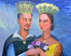 King and Queen (2013) ©Asta Rudminaite 2013