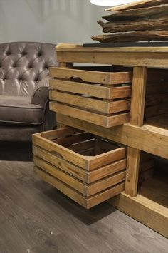Feeling Proud With Pallet Decoration Ideas | Pallets Designs