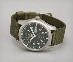 Made in Japan Military Watches | by Seiko
