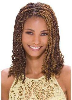 Model Model Jamaican Twist Braid