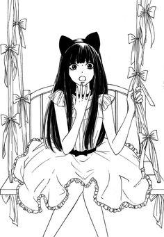 Kimi ni Todoke - sawako chan