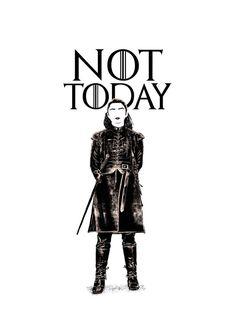 Arte Game Of Thrones, Game Of Thrones Tattoo, Game Of Thrones Arya, Game Of Thrones Poster, Game Of Thrones Gifts, Game Of Thrones Quotes, Arya Stark Season 1, Arya Stark Art, Arya Stark Aesthetic