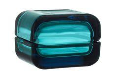 Iittala - Iittala Vitriini -rasia 60 x 60 mm, merensininen