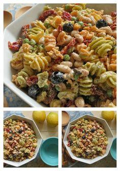 ... - Salads on Pinterest   Pasta salad, Salads and Pasta salad recipes
