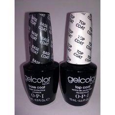 OPI Gelcolor Soak off Gel Base