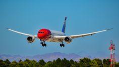 https://flic.kr/p/JVLAyj   LN-LNH Norwegian Long Haul 2015 Boeing 787-8 Dreamliner - cn 36526 / 279   Las Vegas - McCarran International (LAS / KLAS) USA - Nevada, July 12, 2016 Photo: Tomás Del Coro