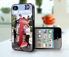 One Direction Take Me Home - iPhone 4, iPhone 4s case - Polyvore