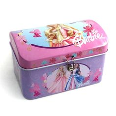 wholesale treasure chest tin boxes