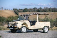 Citroen Mehari 4×4 – 1980
