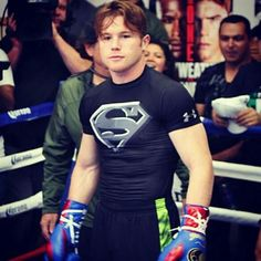 """Most people assume Canelo Alvarez would be Irish because oh his red hair and eyebrows but Canelo was born in Mexico and lived there a good amount of his life. Speaks perfect spanish and people still call him the """"Irish Warrior"""" People in Irish claim him but he claims Mexico."""