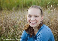 senior girl tall grasses #baseniors #kalamazoo