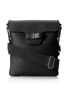 Salvatore Ferragamo Men's Cross-Body Bag at MYHABIT
