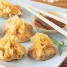 Thai Dumplings with Dipping Sauce