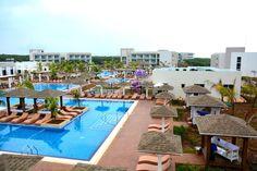 Hotel Ocean Casa del Mar in Cayo Santa Maria, has access to one of the most spectacular virgin beaches on Cayo Santa Maria.