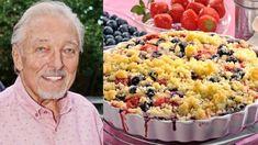 Karel Gott, Biscuits, Gluten, Ham, Cake Recipes, Valspar, Good Food, Food And Drink, Cooking Recipes