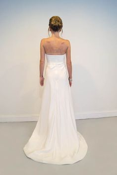 a-line wedding gown -- Elizabeth | Emily Kotarski Bridal CS